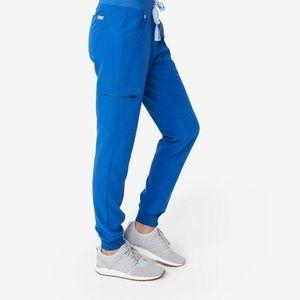 Figs scrub set shirt + joggers